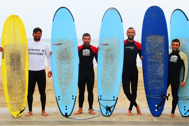 Surf en Zarautz 27 y 28/09/14