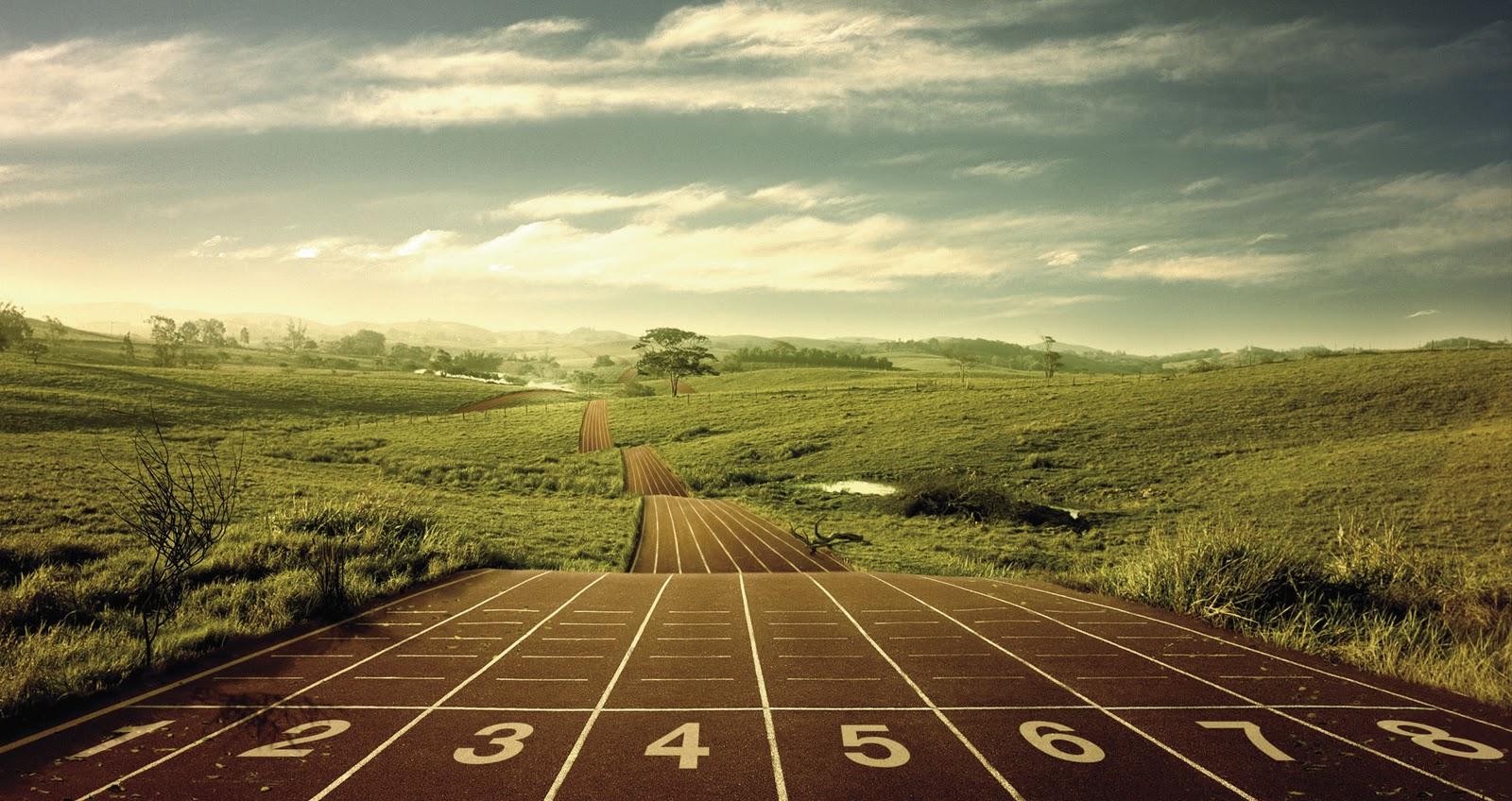 Preparando la carrera en tu prueba de obstáculos