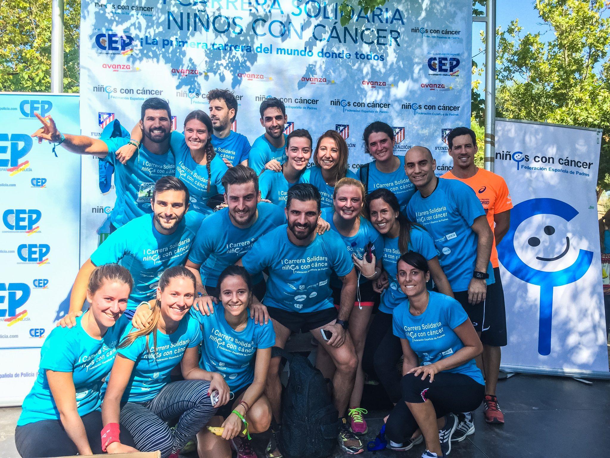 CARRERA NINOS CON CANCER TOOS - Sweat4Success