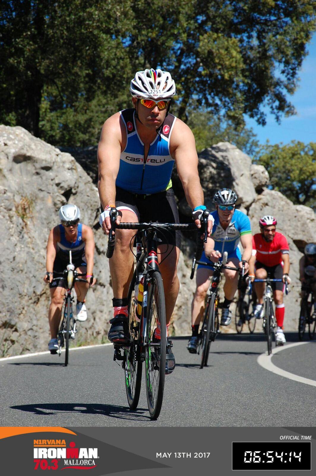 Nirvana Ironman 70.3 Mallorca | Marcos cumple su reto