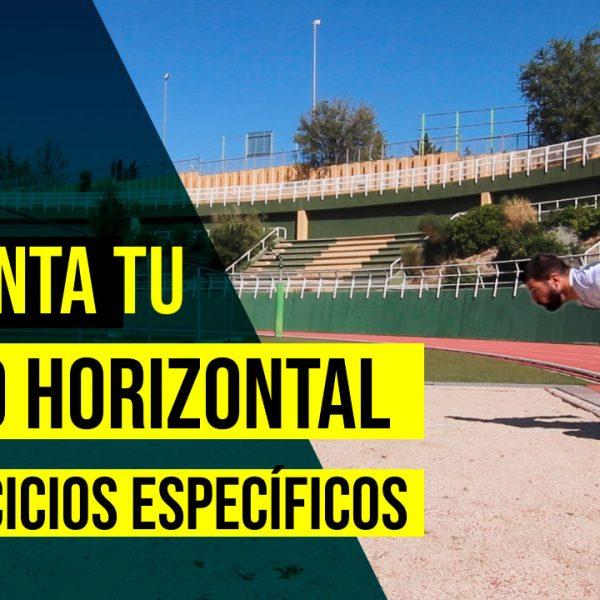 Maximiza tu salto horizontal