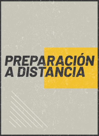 preparación a distancia