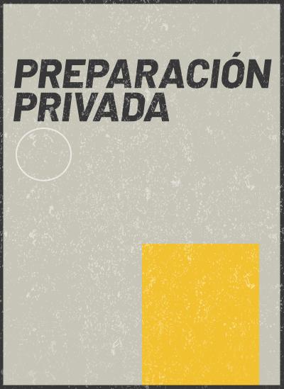 preparación privada
